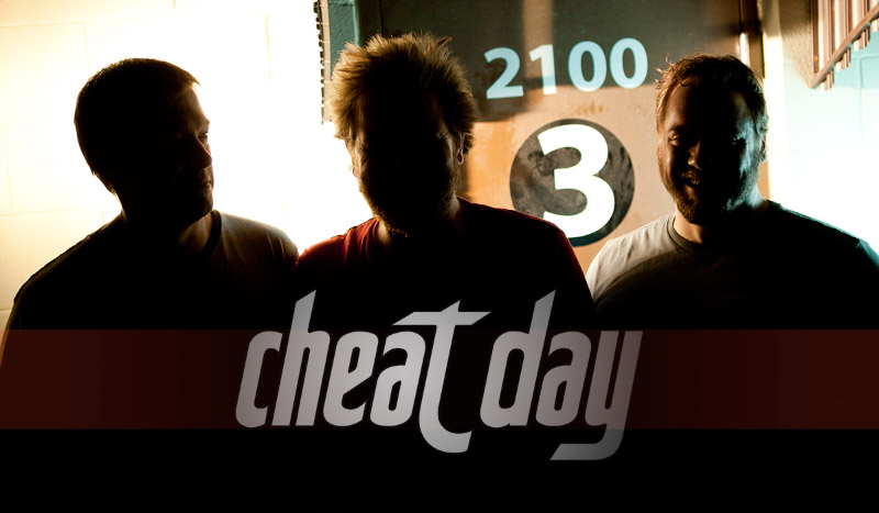 Cheat Day Minneapolis Original Rock Band